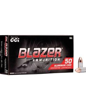 CCI 9mm 124 gr blazer AL