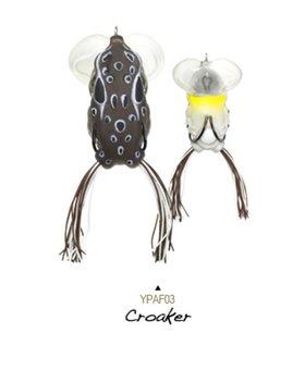 LUNKERHUNT Yappa Frog YAPF03 Croaker