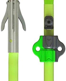 Muzzy 3 Blade w/Chart arrow/bottle slide  #1039-cbs