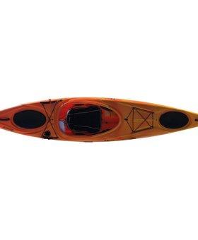 Enduro 12 - Yellow/Orange-Skeg