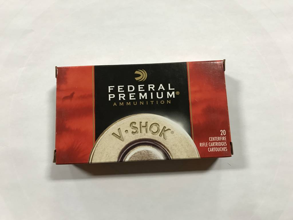Federal 25-06 rem 85gr nosler bt