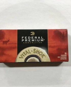 Federal 25-06 rem 100gr nosler bt