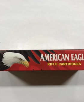 Federal 223 rem 62gr fmj bt american eagle