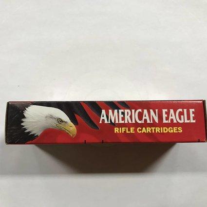 Federal 223 rem 62gr fmj bt american eagle