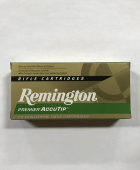 Remington 204 ruger 40 gr accutip-v bt