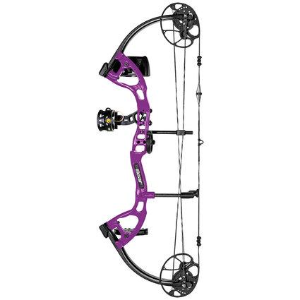 Bear Cruzer Lite RTH LH 5-45# Purple