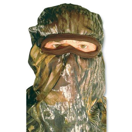 QUAKER BOY Bandit Facemask BK Up