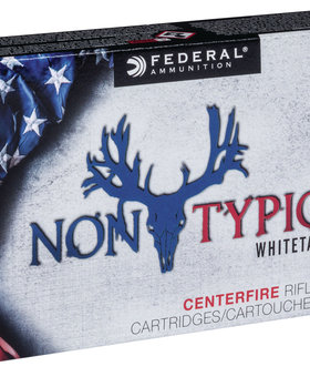 Federal 7mm RM 150 gr Non Typ