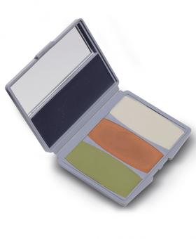 HUNTERS SPECIALTIES Camo-Compact 4 Color woodland