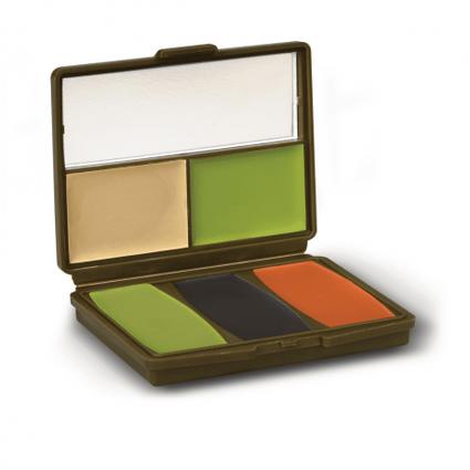 HUNTERS SPECIALTIES 5 colour Woodland camo compact