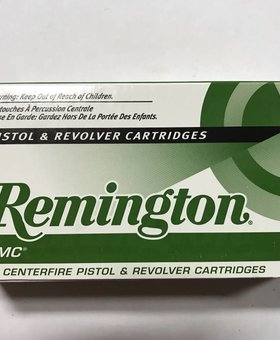Remington 9mm luger 115 gr JHP