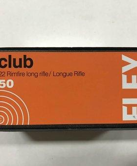 Eley 22 l.r. club