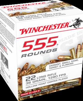 Winchester 525 22 l.r. 36 gr