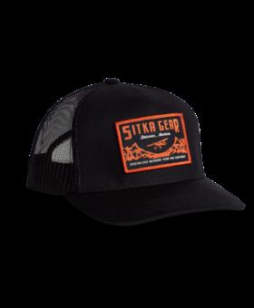 Sitka Descent Hi Pro Trucker Black