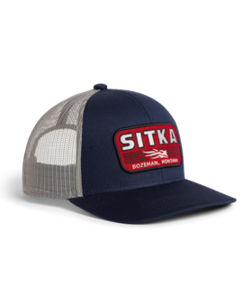 Sitka Banded Mid Pro Trucker Eclipse
