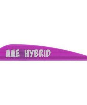 AAE Hybrid 23 Purple 100ct.