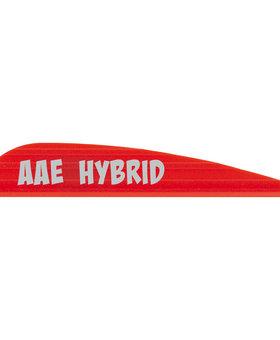 AAE Hybrid 23 Red 100ct.
