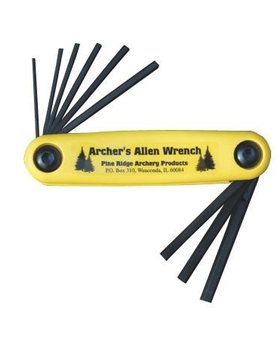 Pine Ridge Archery Tool Hex Wrench Set XL