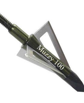 Muzzy 125 gr 3-blade. 6 pk