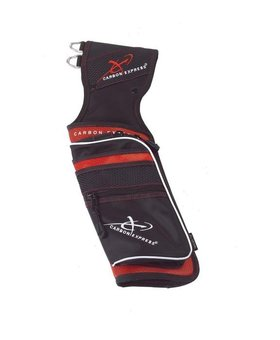 Carbon Express Field Quiver red/black rt hand