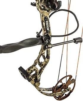 Golden Arrow Archery Blitz Stabilizer blk
