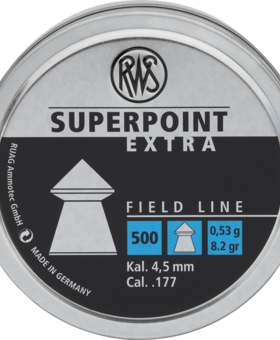 RWS SuperPoint Extra Field