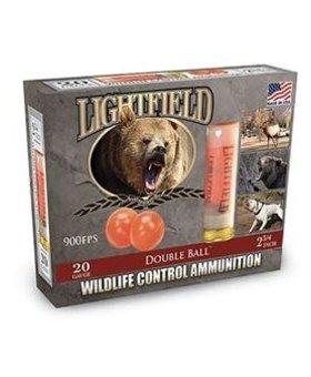 Lightfield 20 gauge Double ball