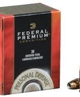 Federal 357mag 158gr jhp