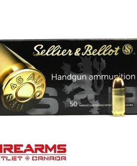 Sellier & Bellot 45 ACP 230 gr fmj