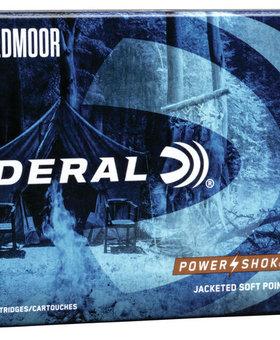 Federal 6.5 Creedmore Power Shock 140 gr
