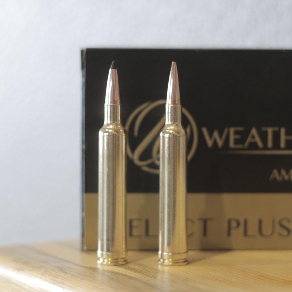 Weatherby 6.5X300 WBY 127 GR AMMO