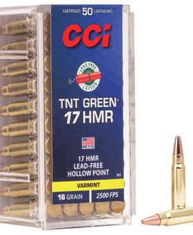 CCI 17 Hmr 16 gr tnt
