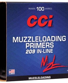 CCI Muzzleloading Primer 209