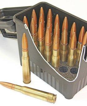 MTM Ammo Box 50 BMG 10 round capacity