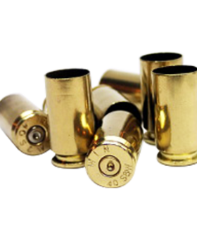 A&G Shooting Sports .40 SMITH & WESSON BRASS 100CT