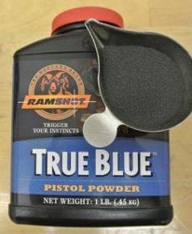Western TRUE BLUE