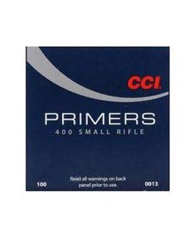 CCI 0013 400 STD SMALL RIFLE PRIMER 100CT