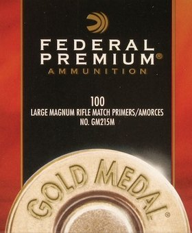 Federal Lge Rifle Mag Gold Medal