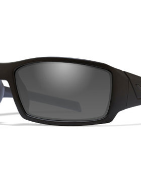 Wiley X TWISTED GREY LENS MATTE BLK FRAME