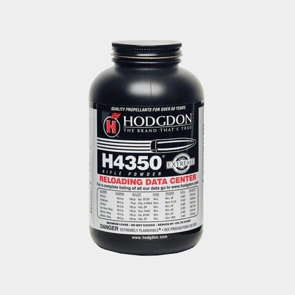 Hodgdon H 4350
