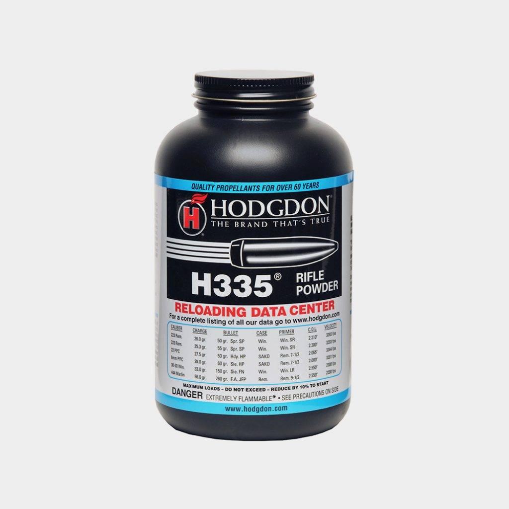 Hodgdon H 335