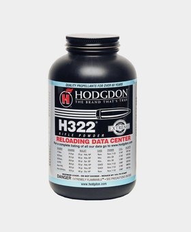 Hodgdon H 322