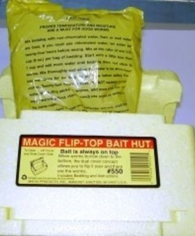 Magic Products #550 Magic Flip-Top Bait Hut
