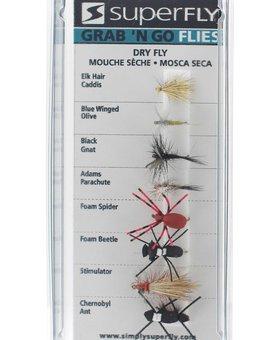 Superfly Grab n Go Dry Fly