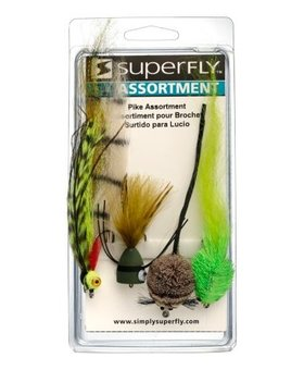 Superfly PIke Assortment
