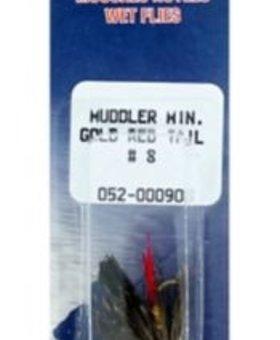 etic Snelled Wet Flies Muddler silver #6
