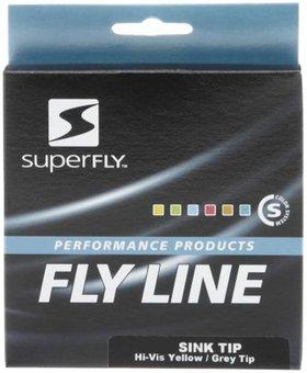 Superfly Superfly 30yd Hi-vis yellow Sink Tip SFFL-WF8FS