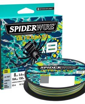 SPIDERWIRE ultracast 15lb 164yd SUCFS15-AQC