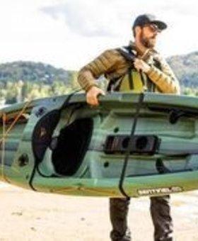 Pelican PS1295-1 Universal Sup/Kayak carrier strap