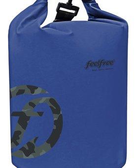 FeelFree Dry Tube Angler - 15 Liter - Sapphire Blue